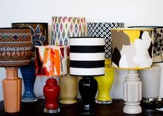 lampshade making 101 - good to know!