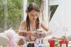 How to Make Slime With Glue & Cornstarch