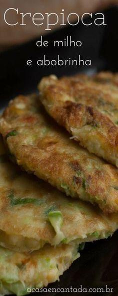 Fitness and Beauty-Natural Food Veggie Recipes, Low Carb Recipes, Vegetarian Recipes, Cooking Recipes, Healthy Recipes, I Love Food, Good Food, Salty Foods, Portuguese Recipes