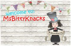 MsBittyKnacks | aftcra
