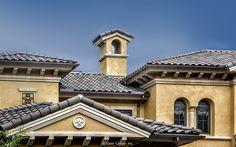 Villa Belle - Custom Home w/clay roof