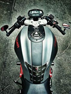 Ducati Monster 795...