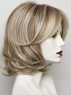 Upstage by Raquel Welch is the layered bob, perfected. This sophisticated hairstyle featur. Short Lace Front Wigs, Synthetic Lace Front Wigs, Synthetic Wigs, Natural Hair Growth, Natural Hair Styles, Short Hair Styles, Short Shag Hairstyles, Messy Hairstyles, Raquel Welch Wigs