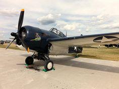 Wildcat #plane #WW2