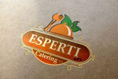 Progettazione logo aziendale della ditta Esperti in Catering S.r.l.
