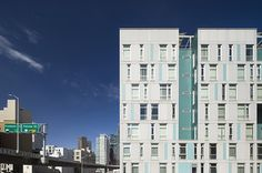 Rene Cazenave Apartments   Architect Magazine   Leddy Maytum Stacy Architects, San Francisco, Calif., Multifamily, Planning, Community, New Construction, 2016 AIA COTE Top Ten, AIA/COTE Top Ten Green Projects Award 2016