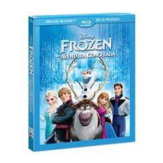 Sanborns en Internet - -Frozen: Una Aventura Congelada