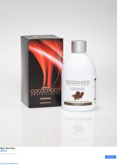 Hair Beauty: Cocochoco Original Brazilian Keratin Hair Treatment : For Professional Use 250Ml BUY IT NOW ONLY: $53.9 #priceabateHairBeauty OR #priceabate