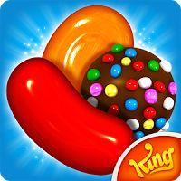 Candy Crush Saga 1.87.0.3 Hack MOD APK Casual Games