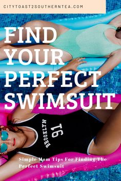 Summer is around the corner and we all want the perfect swimsuit. Check out these tips to shop for the perfect swimsuit.