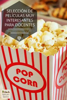 AYUDA PARA MAESTROS: Selección de películas muy interesantes para docen...