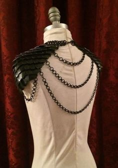 Regiment Scale Shoulder Harness by ScailleMaille on Etsy