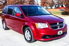 2011 Dodge Grand Caravan $10500 http://www.countryhillolathe.com/inventory/view/9636095