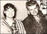 Charles Starkweather and Caril Ann Fugate--