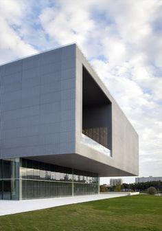 Tampa Museum of Art – Stanley Saitowitz | Natoma Architects