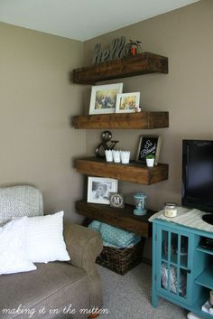 DIY Wood Shelves Part 68