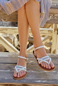 8f01ad3ffca3d0 Click to check out these strappy TOMS Lexie Sandals and more of our  favorite summer looks