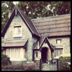 English cottage good structure, needs a garden