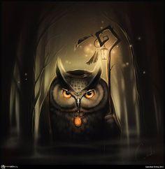 Fantasy Illustrations by Alexandra Khitrova