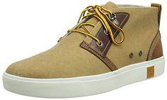 Timberland Herren Amherst_Amherst Chukka Hohe Sneakers, Braun (Brown), 43 EU - http://on-line-kaufen.de/timberland/43-timberland-herren-amherst-amherst-chukka-hohe