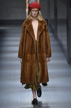 Gucci A/W2015  HELLO #MARGOTTENNENBAUM!!!!!!!!!! How is nobody calling this out????????