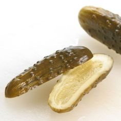 Fermented Sour Pickles