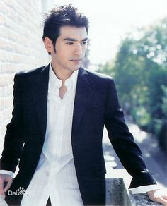 Takeshi Kaneshiro, one of the 'top 10 most handsome faces in Asia in 2013' by China.org.cn.