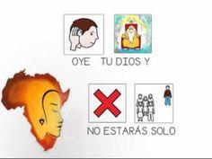 """CANCIONES - """"Waka, Waka"""".  La famosa canción de Shakira con pictogramas de ARASAAC."""