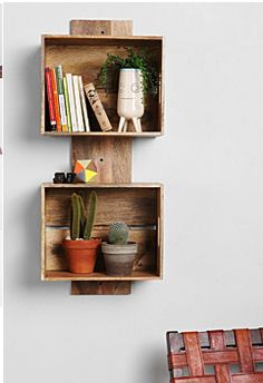 The style of shelf and woodern texture show a more mexican type of industrial design style.