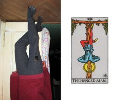 Filip Aura | Filip Aura Mensl (2014) Tarot snapshots The Hanged Man, Tarot, Tarot Cards, Tarot Decks