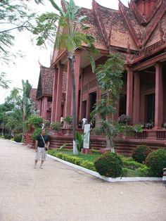 Siem Riep Museum - Cambodia