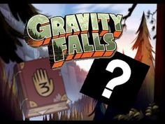 Gravity Falls: The Writer of the Books - HUGE Secrets Revealed! Gravity Falls Secrets, Secrets Revealed, I Fall, The Secret, Writer, Tv, Videos, Books, Strange Places