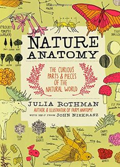 Nature Anatomy: The Curious Parts and Pieces of the Natural World by Julia Rothman #Books #Kids #Science
