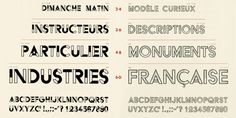 A visual history of fonts and graphic styles | StockLogos.com