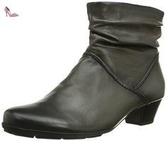 Gabor Shoes Gabor Basic, Bottes Femme, (Zinn Effekt), 41 EU