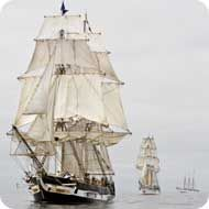 Festival of Sail - Tall Ships - Maritime Museum of San Diego