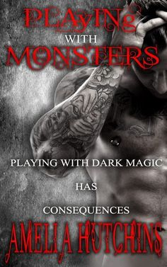 Playing With Monsters by Amelia Hutchins A cliffy that Spice rates 4 stars, you know it'll be a good book. Magic, and holy wow chemistry means get ready for one hell of a ride by Amelia Hutchins