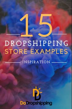 Shopify Dropshipping Store Examples: Do you know what the best way is to get inspiration? Yes! Looking at awesome dropshipping store examples. Learn from the best in 2019! Perfect for beginners! #dropshipping #ecommerce #shopify
