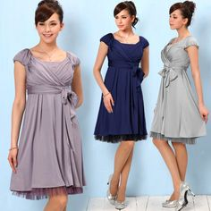 1000 images about clothes on pinterest moda sewing for Nursing dresses for wedding