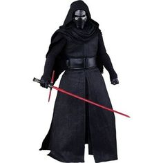 star wars the force awakens kylo ren escala 1 6 hot toys html - Toyshow Hot Toys Iron Studios Sideshow Marvel Bonecos Colecionáveis Dc Action Figures Star Wars Gifts, Star Wars Toys, Star Wars Art, Star Trek, Kylo Ren Costumes, Star Wars Costumes, Star Wars Kylo Ren, Starwars, Minions Star Wars