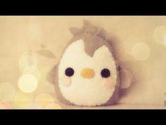 How To Make A Kawaii Baby Penguin Plushie Tutorial