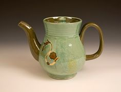 Green Teapot \ (Mud)Bucket: Sanam Emami