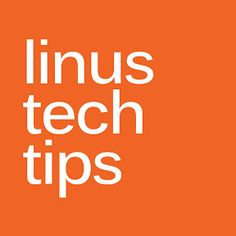 """Tech can be complicated; Linus Tech Tips is a passionate team of """"professionally curious"""" experts in consumer technology and video pr. Consumer Technology, Youtube Youtube, Tips, Linux, Linux Kernel, Counseling"""