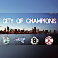 CITY OF CHAMPIONS #Boston !! - #PatsNation #Patriots #TomBrady #GOAT #RedSox #DavidOrtiz #Celtics #CelticsNation #Bruins #BruinsNation #AmericanFootball #Baseball #NFL #NBA #NHL #MLB #Basketball #BostonStrong #OffSeason #Legend #TB12
