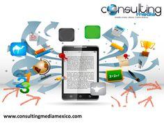 Contenidos Digitales ¿Qué son? SPEAKER MIGUEL BAIGTS. Se trata de información que se almacena en formato electrónico y que se puede copiar, transmitir y utilizar mediante redes de telecomunicación y herramientas TIC. El formato de esos contenidos puede ser muy amplio y puede representarse a través de imágenes, vídeos, audios, textos, software, aplicaciones, videojuegos, portales, blogs y redes sociales, entre otros. El mejor manejo de marketing digital lo tenemos en Consulting Media México…