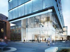 Gläserne Softwarefabrik: Wettbewerbsgewinn für Henn Architekten