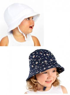Bedhead Baby Bucket Hats - 0 to 2 years | BuyMyThings