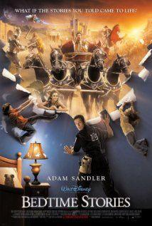 Bedtime Stories (2008) - Adam Sandler, Keri Russell, Courteney Cox, Russell Brand