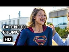 "Supergirl 2x03 Extended Promo ""Welcome to Earth"" (HD) - YouTube"