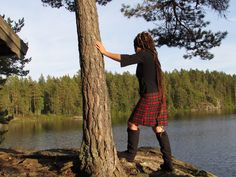 Rosa Rumpetroll - Leben und Nähen in Norwegen: schottenrums